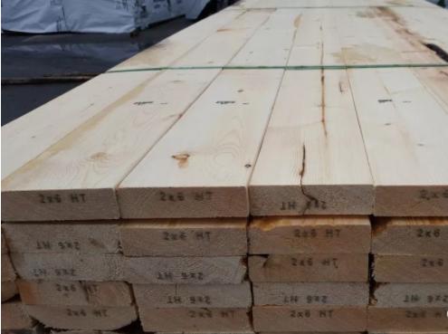 北美锯材市场无法预测,各种价格涨跌不定-木质防火门