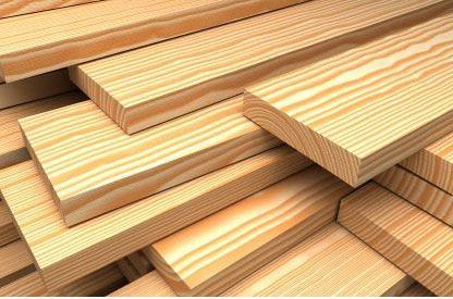 北美市场spf三级宽板和经济级出厂价继续上涨-实木家具